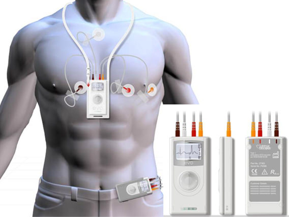 Spacelabs EVO holter